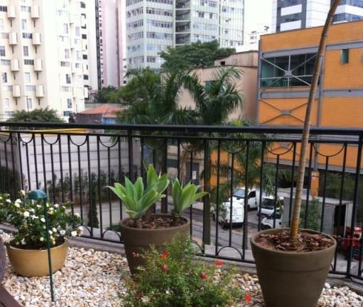 Imagem do imóvel ID-18739 na Rua Diogo Jacome, Moema, São Paulo - SP