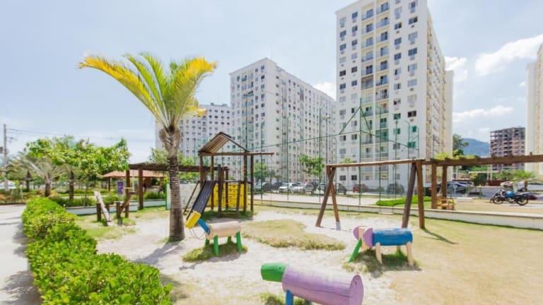 Imagem do imóvel ID-21774 na Avenida Salvador Allende, Recreio dos Bandeirantes, Rio de Janeiro - RJ