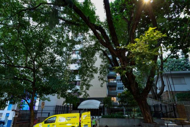 Imagem do imóvel ID-26788 na Rua Haddock Lobo, Cerqueira César, São Paulo - SP