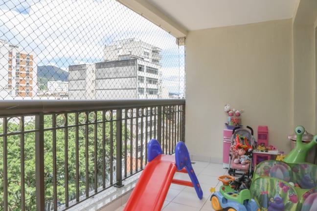 Imagem do imóvel ID-20519 na Rua Visconde de Cabo Frio, Tijuca, Rio de Janeiro - RJ