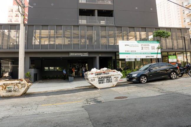 Imagem do imóvel ID-22059 na Rua Alves Guimarães, Pinheiros, São Paulo - SP