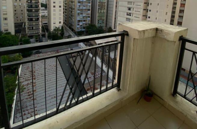 Imagem do imóvel ID-22131 na Rua Maranhão, Higienópolis, São Paulo - SP