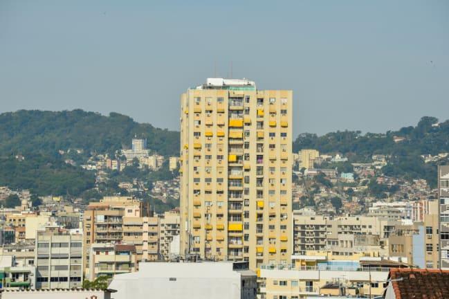 Imagem do imóvel ID-25294 na Avenida Paula Sousa, Maracanã, Rio de Janeiro - RJ