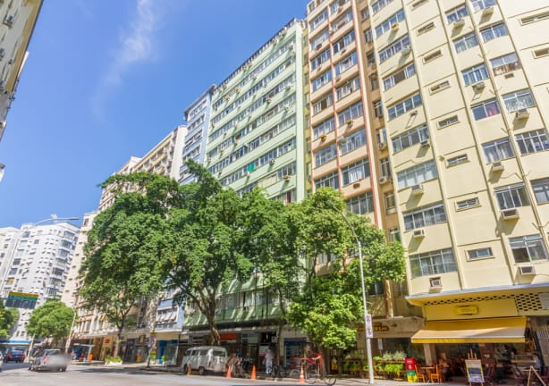 Imagem do imóvel ID-22834 na Avenida Nossa Senhora de Copacabana, Copacabana, Rio de Janeiro - Rj