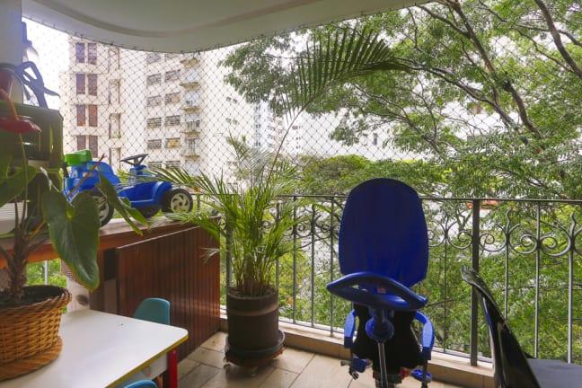 Imagem do imóvel ID-21810 na Rua Baltazar da Veiga, Vila Nova Conceição, São Paulo - SP