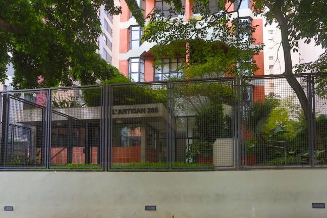 Imagem do imóvel ID-21387 na Rua Mateus Grou, Pinheiros, São Paulo - SP