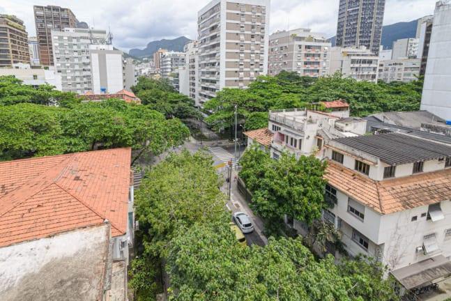 Imagem do imóvel ID-17980 na Praça Almirante Belfort Vieira, Leblon, Rio de Janeiro - RJ