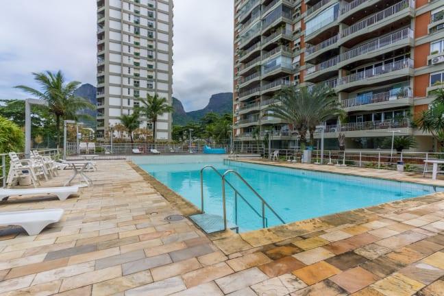 Imagem do imóvel ID-25427 na Avenida Almirante Álvaro Alberto, São Conrado, Rio de Janeiro - RJ