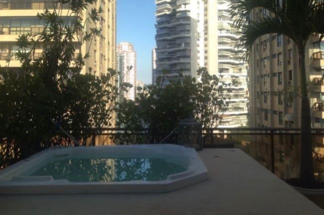 Imagem do imóvel ID-26872 na Avenida Lúcio Costa, Barra da Tijuca, Rio de Janeiro - RJ