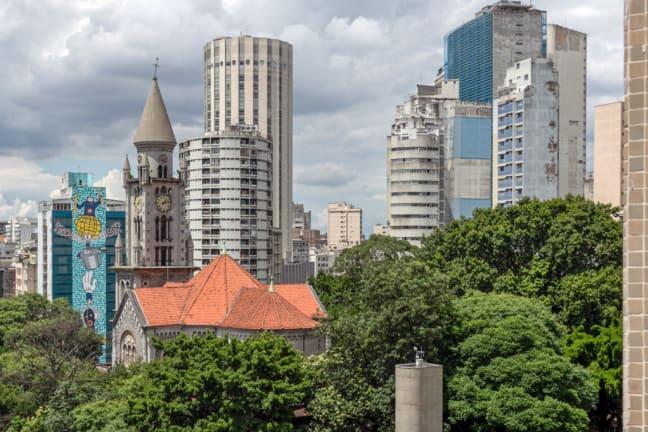 Imagem do imóvel ID-20534 na Rua Gravataí, Consolação, São Paulo - SP