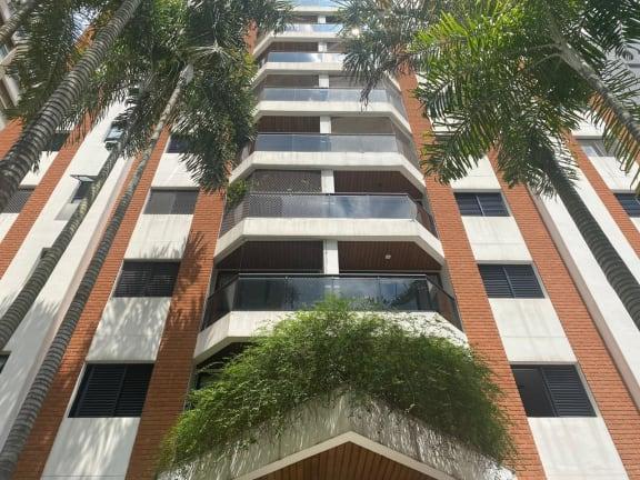 Imagem do imóvel ID-17256 na Avenida Macuco, Indianópolis, São Paulo - SP