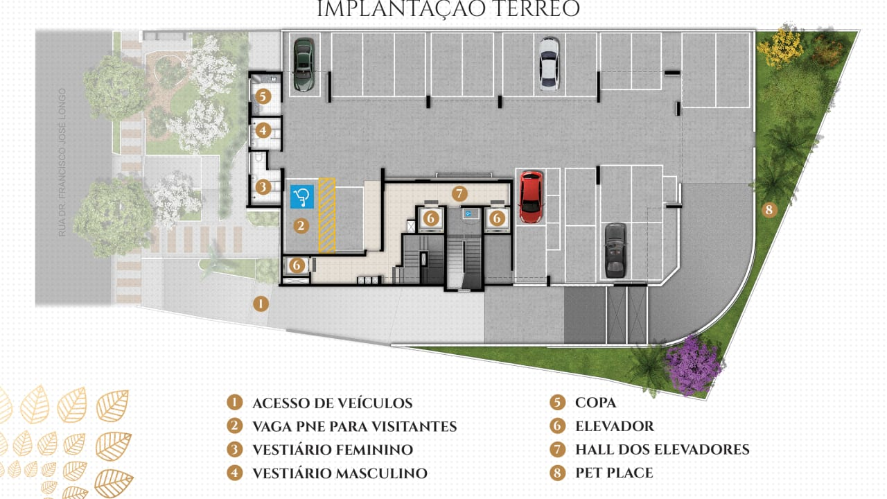 Imagem do imóvel ID-12346 na Rua Doutor Francisco José Longo, Chácara Inglesa, São Paulo - SP