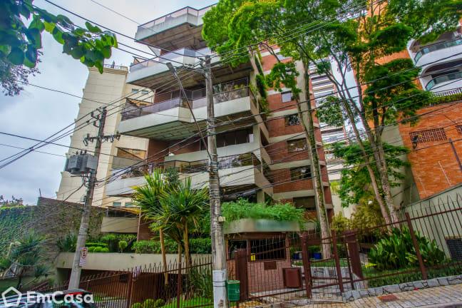 Imagem do imóvel ID-34310 na Rua Adalívia de Tolêdo, Paineiras do Morumbi, São Paulo - SP