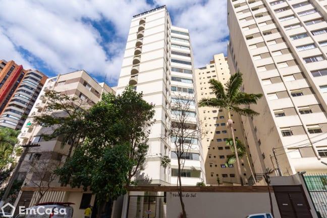 Imagem do imóvel ID-28886 na Avenida Rouxinol, Moema, São Paulo - SP