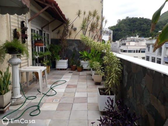 Imagem do imóvel ID-34125 na Rua Miguel Lemos, Copacabana, Rio de Janeiro - RJ