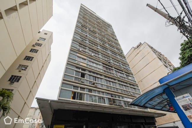 Imagem do imóvel ID-33906 na Rua Conde de Bonfim, Tijuca, Rio de Janeiro - RJ