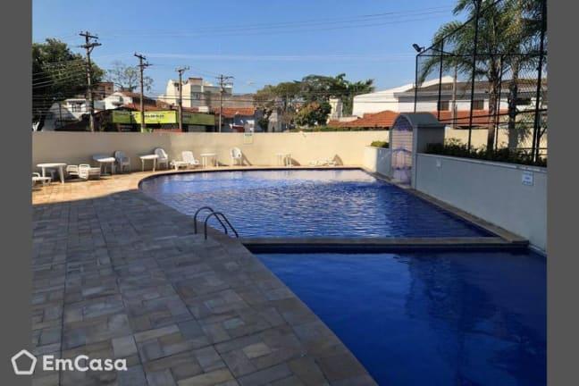 Imagem do imóvel ID-33106 na Rua Lupércio de Miranda, Campestre, Santo André - SP