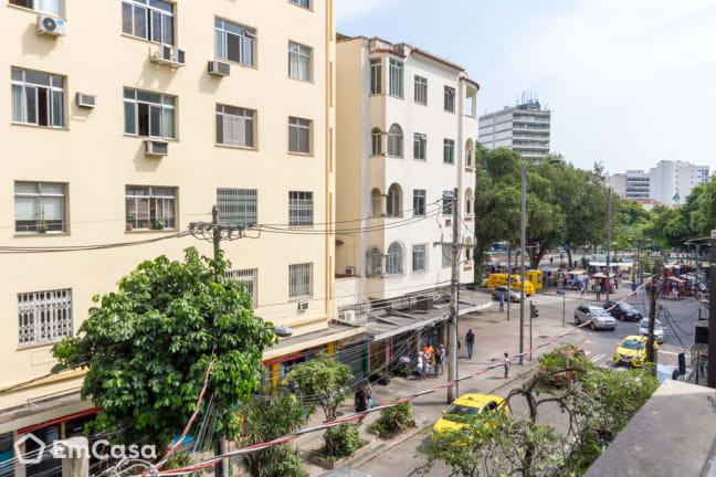 Imagem do imóvel ID-33525 na Rua Desembargador Izidro, Tijuca, Rio de Janeiro - RJ