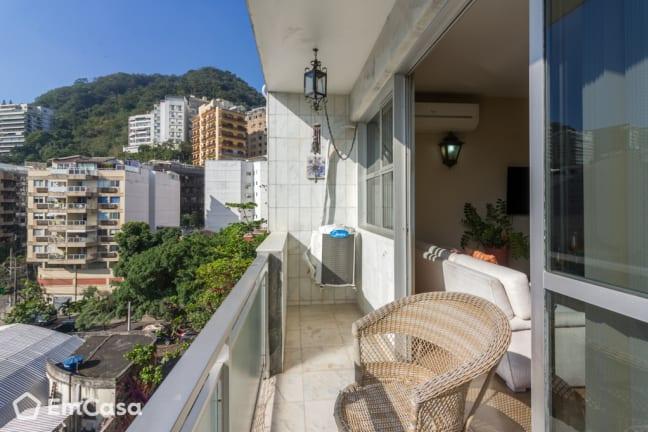 Imagem do imóvel ID-28525 na Rua Vitor Maúrtua, Lagoa, Rio de Janeiro - RJ