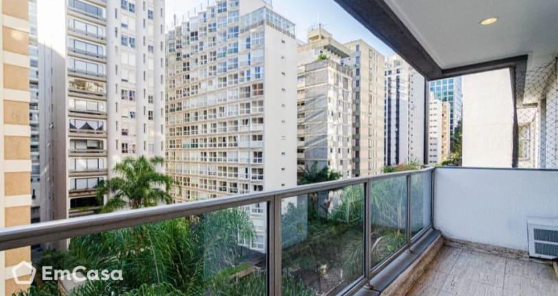 Imagem do imóvel ID-32153 na Rua Bela Cintra, Consolação, São Paulo - SP