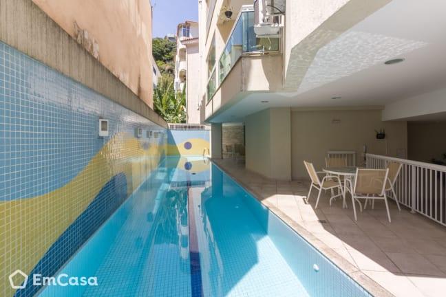Imagem do imóvel ID-33157 na Rua General Cristóvão Barcelos, Laranjeiras, Rio de Janeiro - RJ