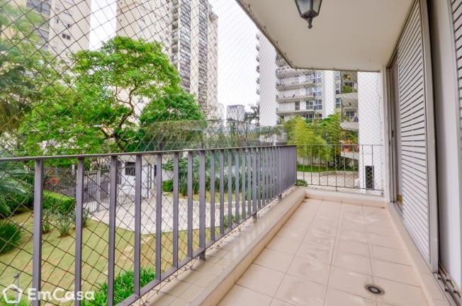 Imagem do imóvel ID-32557 na Rua Juquis, Moema, São Paulo - SP