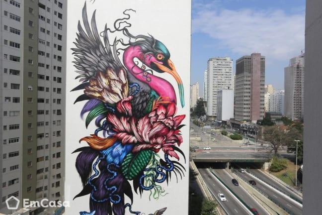 Imagem do imóvel ID-34359 na Rua Amaral Gurgel, Vila Buarque, São Paulo - SP