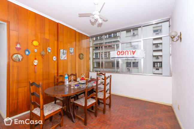 Imagem do imóvel ID-33036 na Rua Anita Garibaldi, Copacabana, Rio de Janeiro - RJ