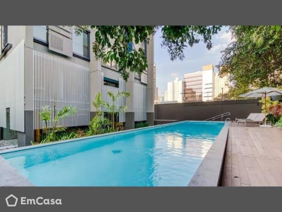 Imagem do imóvel ID-33660 na Avenida Jurucê, Indianópolis, São Paulo - SP