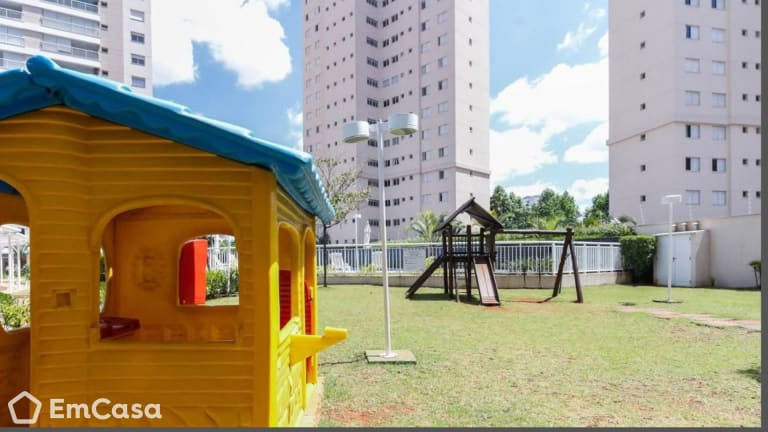 Imagem do imóvel ID-28864 na Praça Louveira, Tatuapé, São Paulo - SP