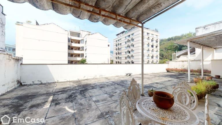 Imagem do imóvel ID-34060 na Rua Ribeiro de Almeida, Laranjeiras, Rio de Janeiro - RJ