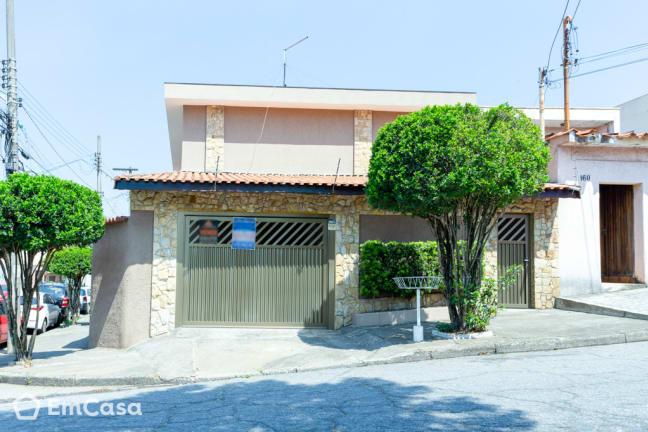 Imagem do imóvel ID-33428 na Rua Cajuru, Vila Pires, Santo André - SP