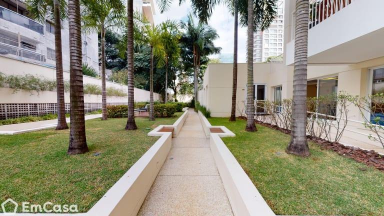 Imagem do imóvel ID-27740 na Rua Silva Correia, Vila Nova Conceição, São Paulo - SP