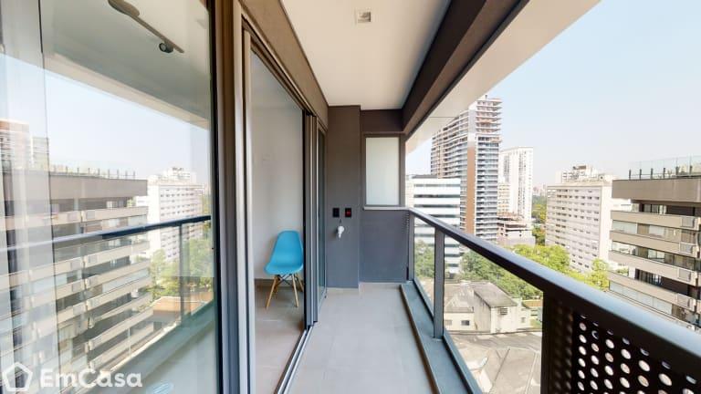 Imagem do imóvel ID-33291 na Rua Oscar Freire, Pinheiros, São Paulo - SP