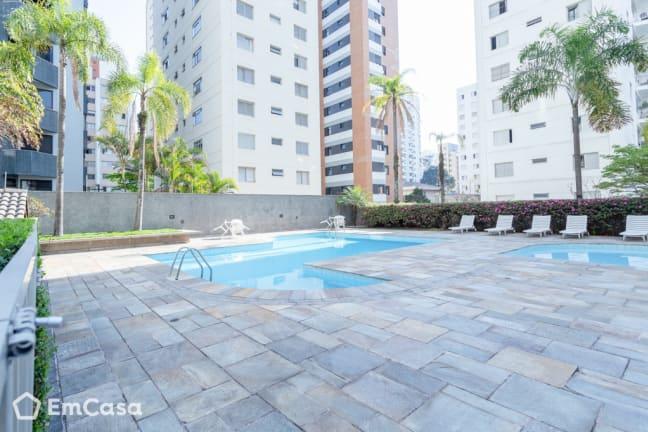 Imagem do imóvel ID-30742 na Rua Canário, Indianópolis, São Paulo - SP