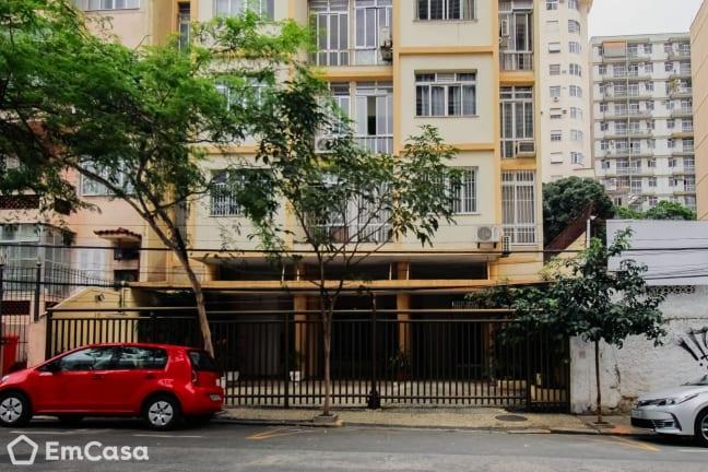 Imagem do imóvel ID-33381 na Rua Benjamin Constant, Glória, Rio de Janeiro - RJ