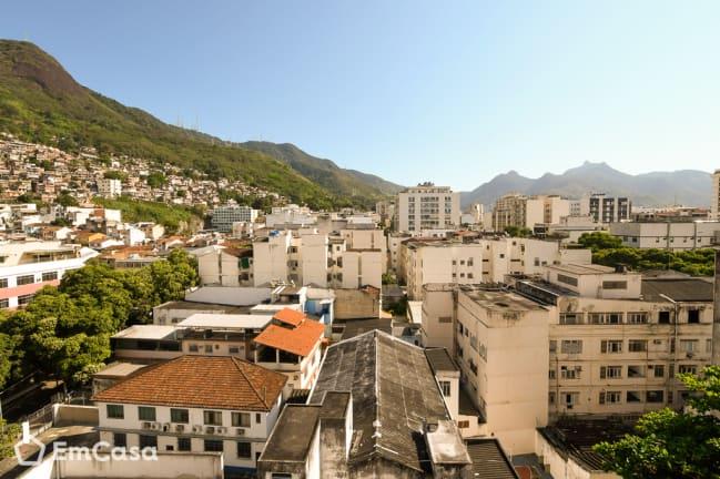Imagem do imóvel ID-33146 na Rua Conde de Bonfim, Tijuca, Rio de Janeiro - RJ