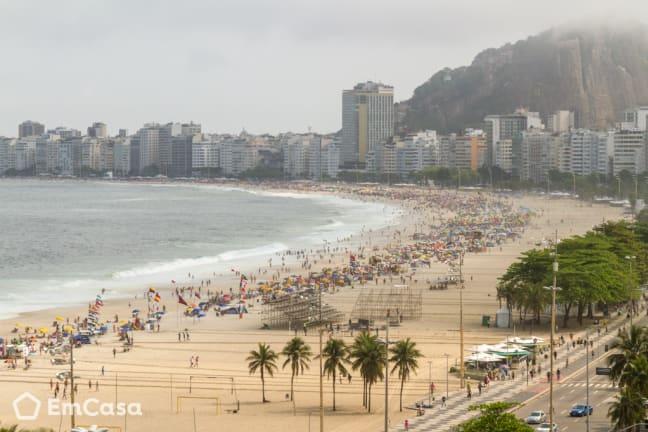 Imagem do imóvel ID-32630 na Avenida Atlântica, Copacabana, Rio de Janeiro - RJ