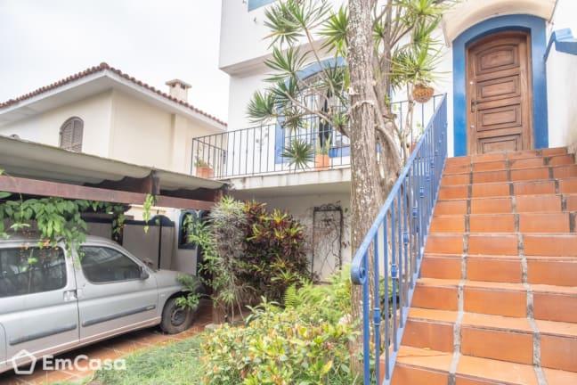 Imagem do imóvel ID-33512 na Rua Lacedemônia, Vila Alexandria, São Paulo - SP