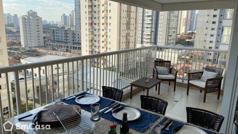 Imagem do imóvel ID-34395 na Rua Ulisses Cruz, Tatuapé, São Paulo - SP