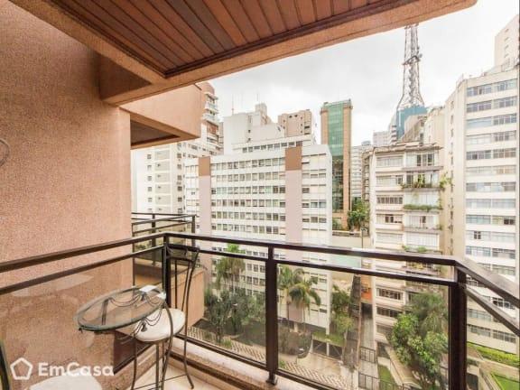 Imagem do imóvel ID-27998 na Alameda Jaú, Jardim Paulista, São Paulo - SP