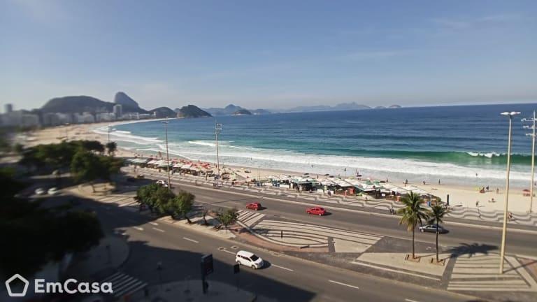 Imagem do imóvel ID-33960 na Avenida Atlântica, Copacabana, Rio de Janeiro - RJ
