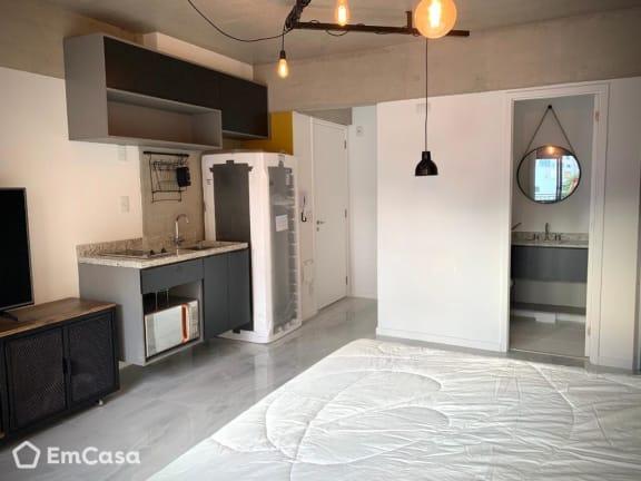 Imagem do imóvel ID-34384 na Rua Pedro Taques, Consolação, São Paulo - SP