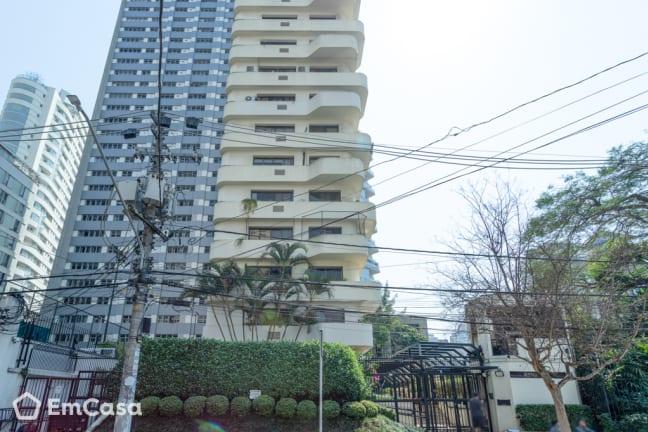 Imagem do imóvel ID-30851 na Rua Jacurici, Itaim Bibi, São Paulo - SP