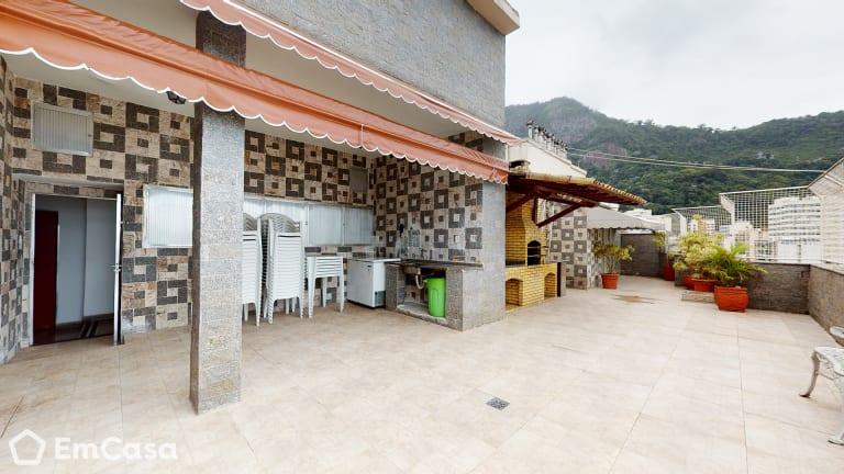 Imagem do imóvel ID-32593 na Rua Macedo Sobrinho, Humaitá, Rio de Janeiro - RJ