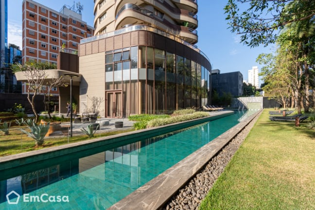 Imagem do imóvel ID-28999 na Rua Fiandeiras, Itaim Bibi, São Paulo - SP