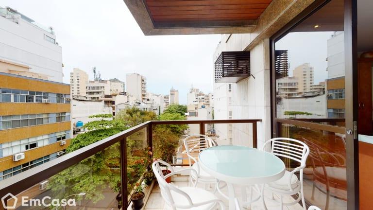 Imagem do imóvel ID-32993 na Rua Farme de Amoedo, Ipanema, Rio de Janeiro - RJ