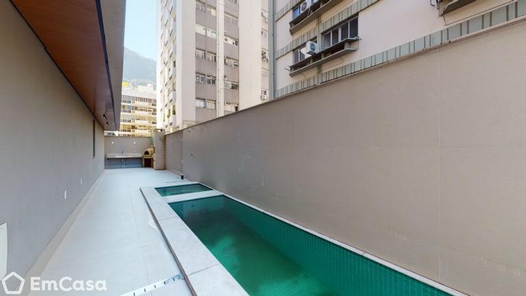 Imagem do imóvel ID-30768 na Avenida Borges de Medeiros, Lagoa, Rio de Janeiro - RJ