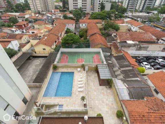 Imagem do imóvel ID-27107 na Rua do Estilo Barroco, Santo Amaro, São Paulo - SP