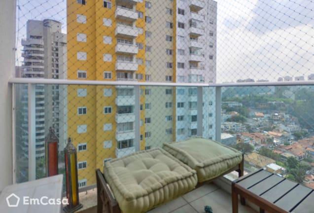 Imagem do imóvel ID-33991 na Rua Doutor Chibata Miyakoshi, Paraíso do Morumbi, São Paulo - SP